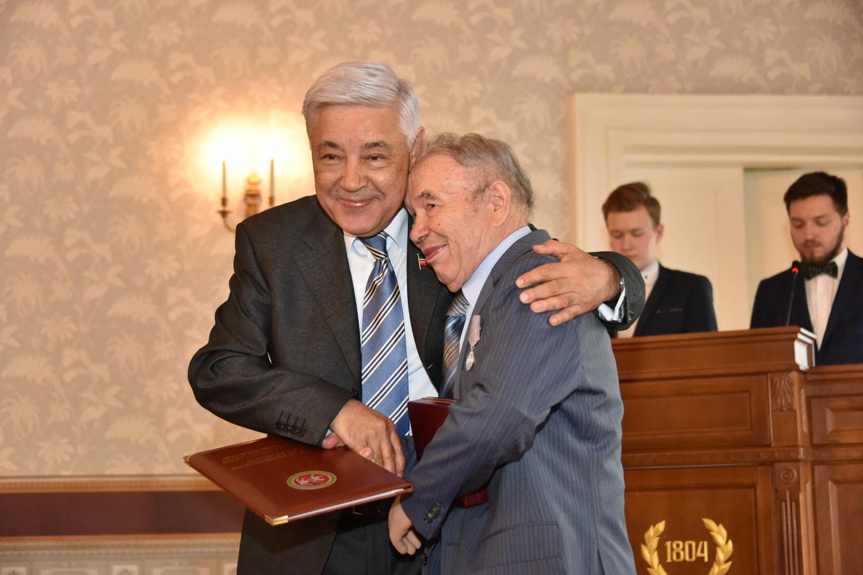Академіка Мухаметшина затвердили в Раді Федерації послом у Молдові