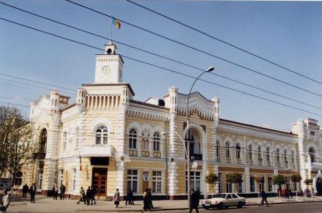 Центральні вулиці Кишинева стануть пішохідними